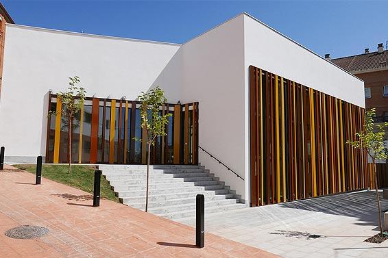 Biblioteca Villamediana de Iregua