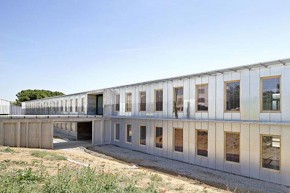 Residencia ETSVA en Barcelona