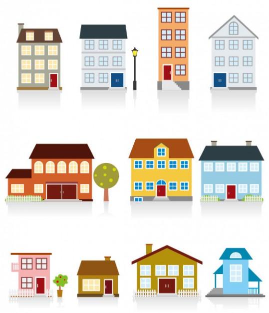 tipos de edificios